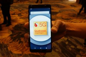 Samsung, Qualcomm 5G Telephone Models Bother our Portable Future