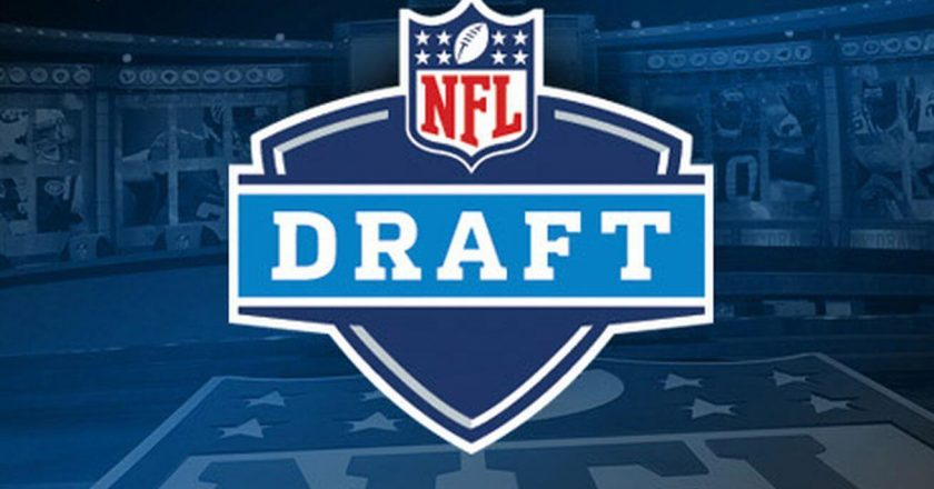 Highlighting Parts of NFL Draft Order 2019, NFL league
