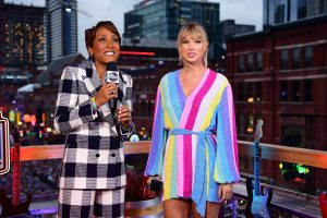 """Read more about the article Taylor Swift Robin Roberts Interview, Taylor Swift announces new song called """"ME!"""""""
