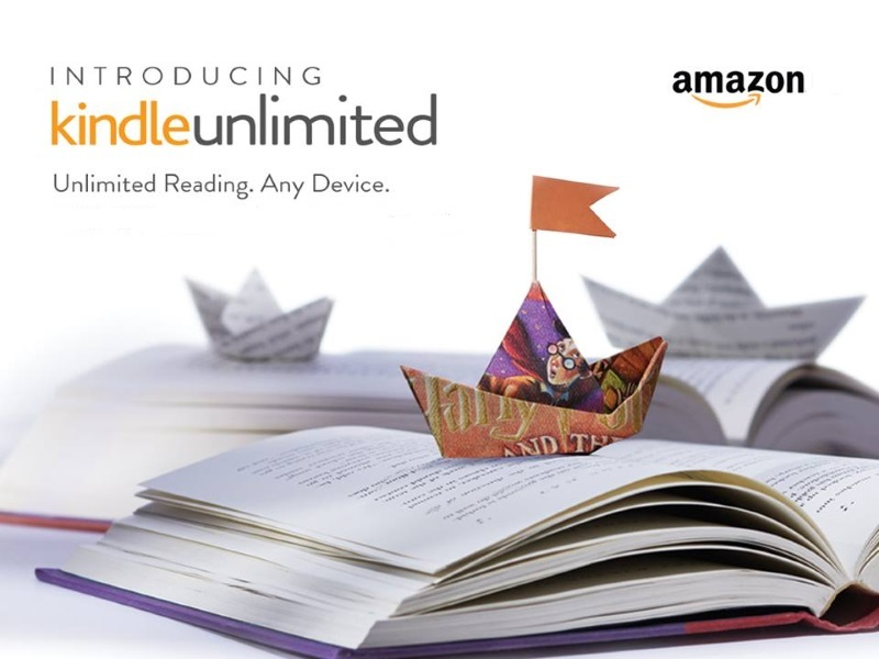 Five Popular Reasons to get Kindle Unlimited subscription