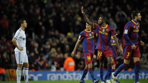 Read more about the article Barcelona Gives Up LaLiga Title With a Home Destruction To Osasuna