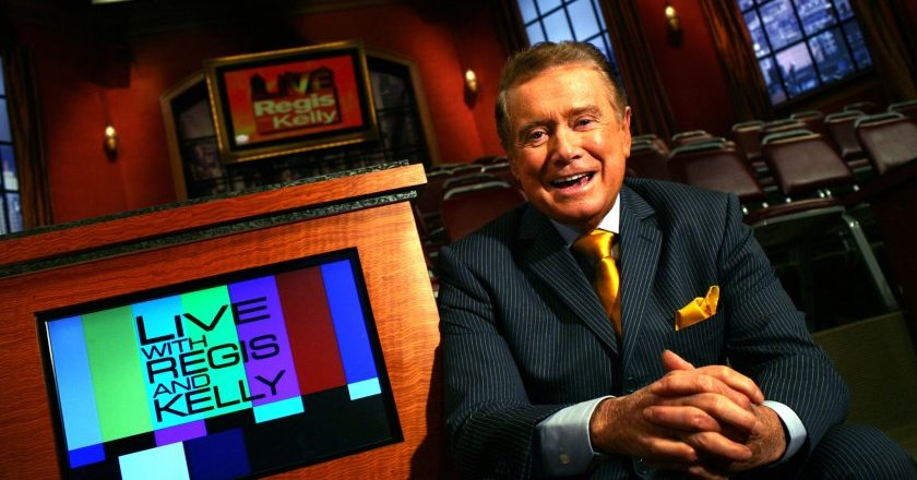 Mr. Regis Philbin The Talk & Game Show Host Dies At 88