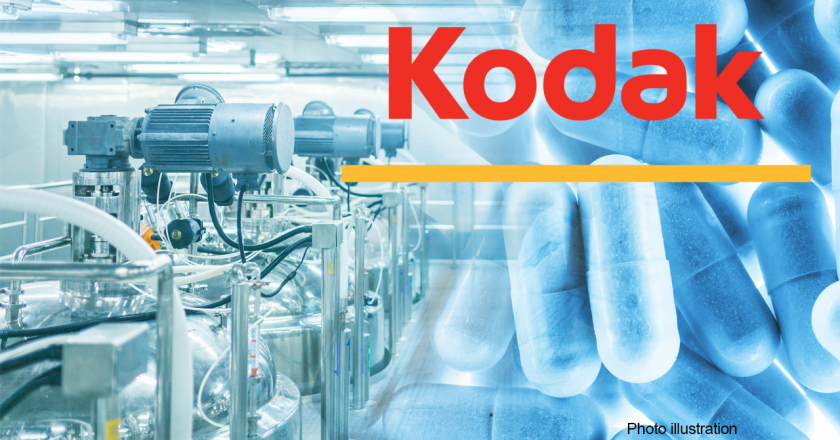 Kodak Includes Jobs In Stock As Trump Pushes US Pharmaceutical