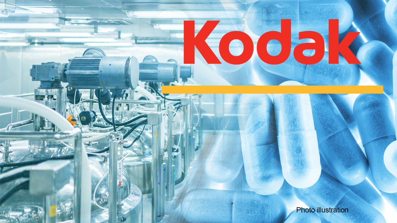 You are currently viewing Kodak Includes Jobs In Stock As Trump Pushes US Pharmaceutical