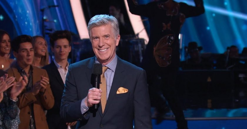 Tom Bergeron Terminated As Host of Dancing With The Stars