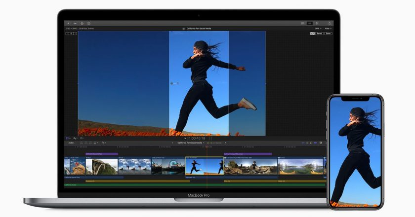Apple Makes Final Cut Pro X Work better For Video Editing