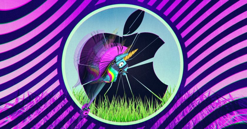Fortnite Epic Battle With Apple With Reshape The Antitrust Fight