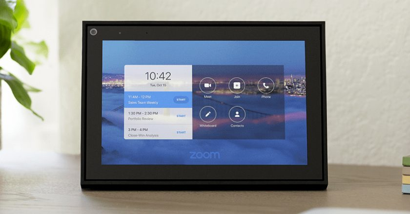 Zoom Coming To Facebook Portal Amazon Echo Show & Google Hub Max