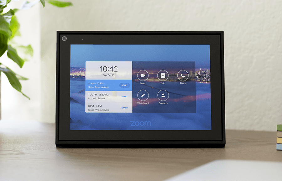 Read more about the article Zoom Coming To Facebook Portal Amazon Echo Show & Google Hub Max