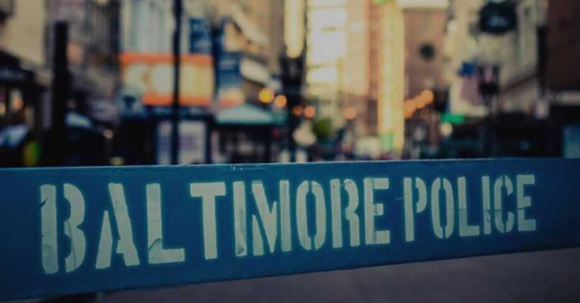 Baltimore Has Already Seen Two Homicides