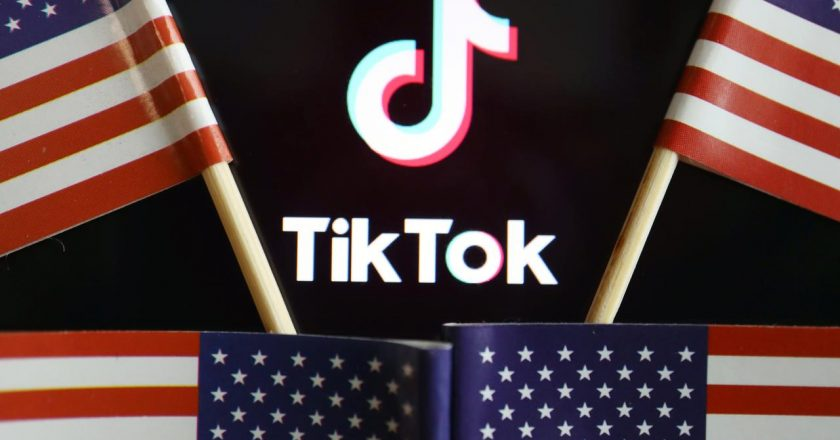 President Trump Says He Will Ban Tik-Tok In United States