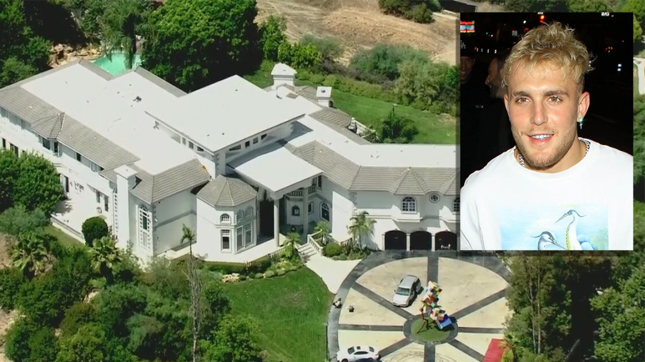Jake Paul's Famous YouTube Star Home Raided By FBI
