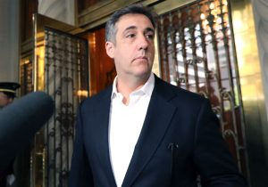 President Trump Former Lawyer Michael Cohen Releasing a Tell-All Book