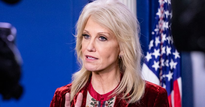 Kellyanne Conway Announces She is Leaving The White House