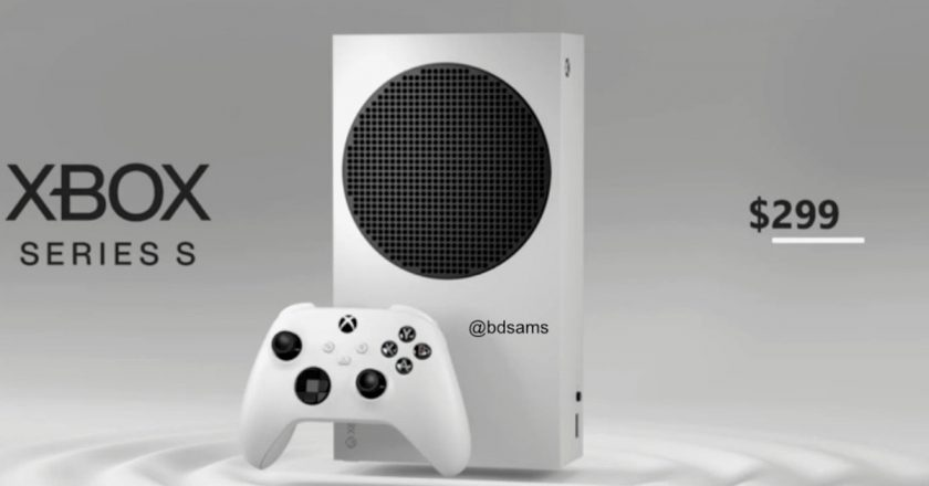 The All New Xbox Series S is Here