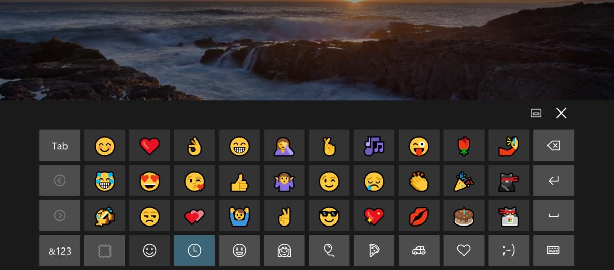You are currently viewing The All New Emoji Keyboard is Here With Windows 10