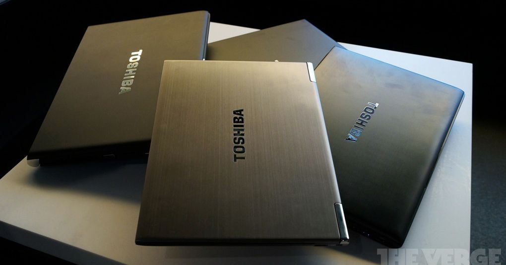 Toshiba Quits Their Laptop Business