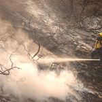 Silverado Canyon Fire Spreads to 7,200 Acres