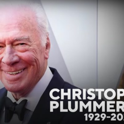 Canadian Actor Christopher Plummer has died at 91.