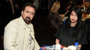 The 57 year old actor Nicholas Cage got married to a 31 year old Rico Shibata for the fifth time