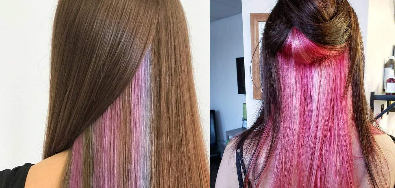 You are currently viewing Explore Everything About Peekaboo Hair Color or Peekaboo Highlights